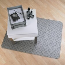 <strong>Floortex</strong> Colortex Hard Floor and Low Pile Carpet Chair Mat