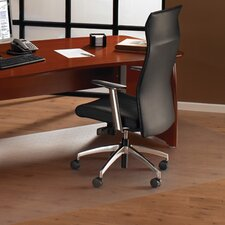 <strong>Floortex</strong> Cleartex XXL Polycarbonate Rectangular General Office Mat
