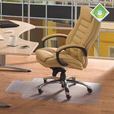<strong>Floortex</strong> Ecotex Hard Floor Lipped Edge Chair Mat