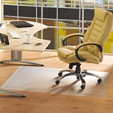 <strong>Floortex</strong> Cleartex Advantagemat Hard Floor Straight Edge Chair Mat