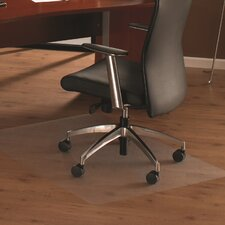 Cleartex Ultimat Polycarbonate Hard Floor & Carpet Tiles Beveled Edge Chairmat