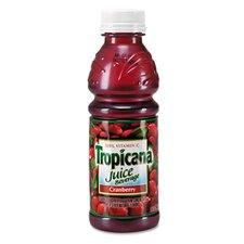 Cranberry, 10-oz. Plastic Bottles, 24 per Carton