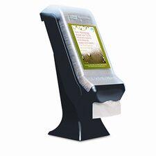 Stand Napkin Dispenser, 5.8w x 7.8d x 6 1/4h, BK
