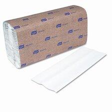 Tork C-Fold 1-Ply Paper Towels - 150 Paper Towels per Box / 16 Boxes