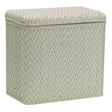 Elegante Wicker Vanity Hamper