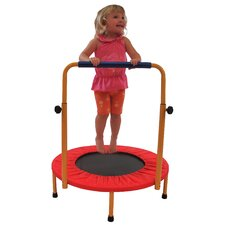 "Fun and Fitness Kids 32.5"" Trampoline"