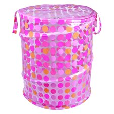 <strong>Redmon for Kids</strong> The Original Bongo Bag Dots Pop Up Hamper