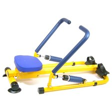 Fun and Fitness Kids Multi Function Rower