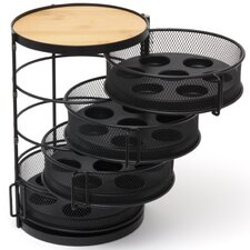 4 Tier Round 28 Pod Tower