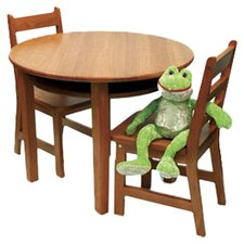 Kids' 3 Piece Table & Chair Set I