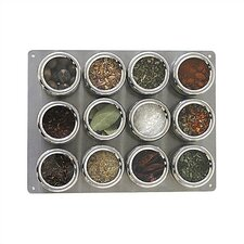 Soho 12-Piece Stainless Steel Container and Small Board Set