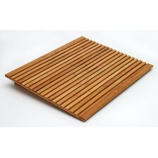 "1.75"" Bamboo Laptop Computer Tray / Holder Slatted"