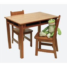 <strong>Lipper International</strong> Kids' Table and Chair Set