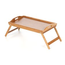 <strong>Lipper International</strong> Bamboo Bed Tray with Folding Legs