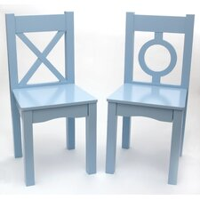 <strong>Lipper International</strong> Kid's Desk Chair (Set of 2)