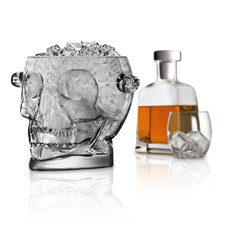 Final Touch Brain Freeze Glass Ice Bucket/Drinking Bowl