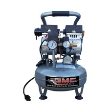 <strong>GMC Power Equipment</strong> 3.0 Gallon GMC SYCLONE 3010 Ultra Quiet and Oil-Free Air Compressor