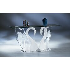 Legend Swan Acrylic Sofa Table Base