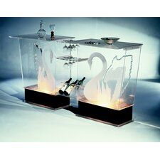 Legend Swan Home Bar Set