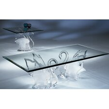 Legend Swan Coffee Table Set