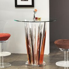 Crystals Bar Stand in Multicolor
