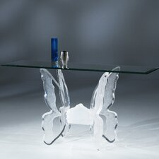 Butterfly II Acrylic Sofa Table Base