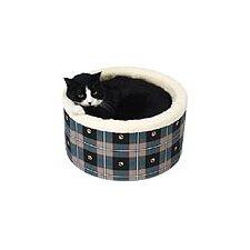 Cat'n Round Bed