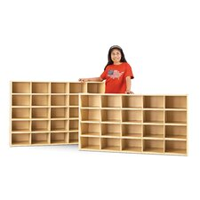 Storage Cubbie without Trays