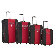 4 Piece Expandable Luggage Set