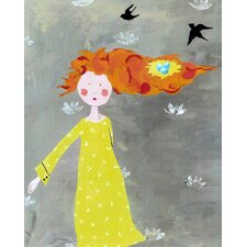 Bird's Nest Paper Print