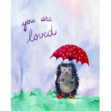 <strong>CiCi Art Factory</strong> Words of Wisdom You are Loved Print