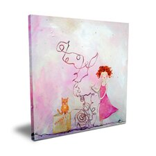 <strong>CiCi Art Factory</strong> Wit & Whimsy Fragile Canvas Art