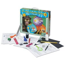 Set 2: Weather Station, Solids, Liquids and Gases, & Volcanoes Science Kit