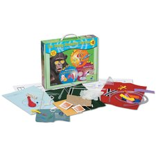 Set 6: Flight, Heart and Lungs, & Digestive System Science Kit