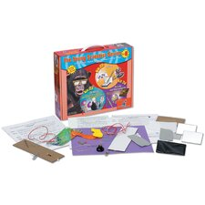 <strong>The Young Scientists Club</strong> Set 8: Mirrors, Electricity, & Circuits and Electromagnets Science Kit