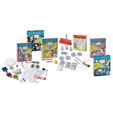 <strong>The Young Scientists Club</strong> The Magic School Bus Series Complete: 7 Kits