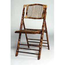 <strong>Advanced Seating</strong> Bamboo Folding Chair