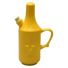Dignity Vinegar Cruet in Yellow