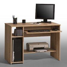 Computertisch mit Ablageflächen