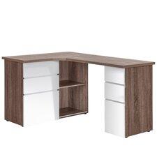 Schreibtisch mit 1 Schiebetür