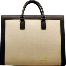 Canvas Business Cases Large Laptop Briefcase