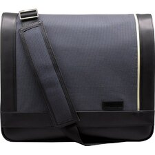 <strong>Aaron Irvin</strong> Canvas Business Cases Messenger Bag