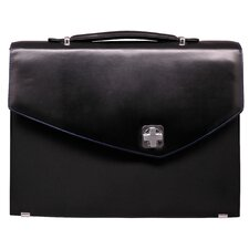 Textured Laptop Briefcase