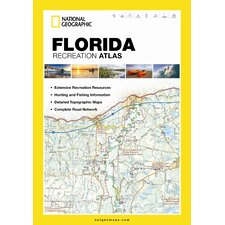 <strong>National Geographic Maps</strong> Florida State Recreation Atlas