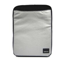 Ezpro Perforated Laptop Sleeve in Silver