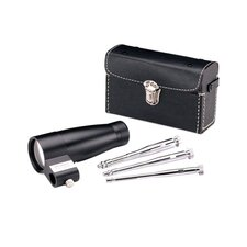 Boresighter Kit with Case and Arbors