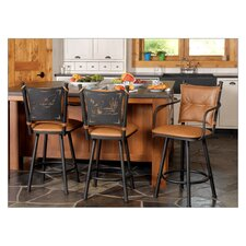 <strong>Trica</strong> Creation I Swivel Bar Stool
