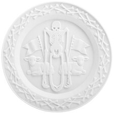 <strong>Makkum</strong> Biscuit Innocence Plate by Studio Job
