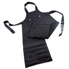 <strong>Royal VKB</strong> Apron in Charcoal