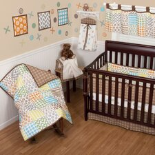 <strong>Sumersault</strong> Doodles Crib Bedding Collection